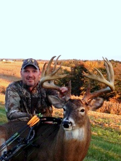 Ty McCombs Whitetail